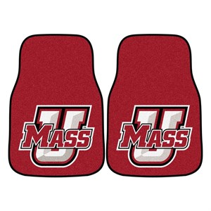 University of Massachusetts Amherst Car Mat Set