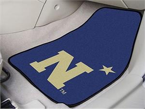 U.S. Naval Academy Car Mat Set