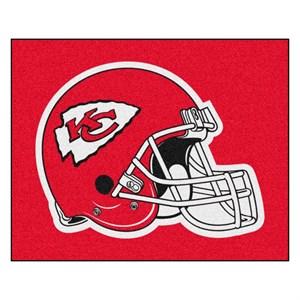 Kansas City Chiefs Tailgate Mat