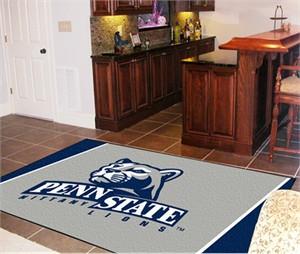 Penn State Floor Rug - 4x6