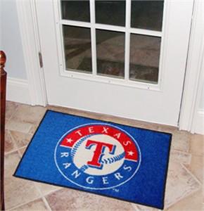 Texas Rangers Rug