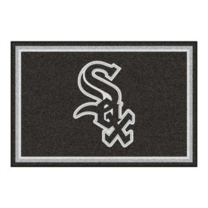 Chicago White Sox Floor Rug - 5x8