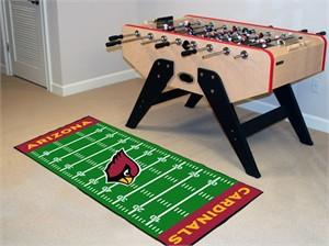 Arizona Cardinals Football Field Runner Rug