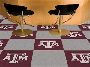 Texas A&M University Carpet Tiles