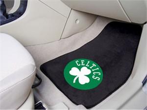 Boston Celtics Car Mat Set
