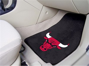 Chicago Bulls Car Mat Set