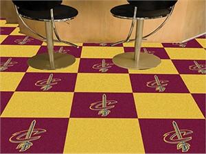 Cleveland Cavaliers Carpet Tiles