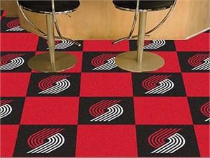 Portland Trail Blazers Carpet Tiles