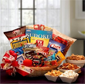 Feel Better Soon Gift Basket