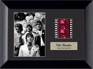 The Beatles Mini Filmcell