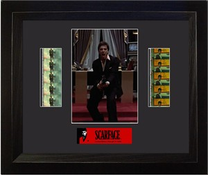 Scarface Double Filmcell - Limited Edition