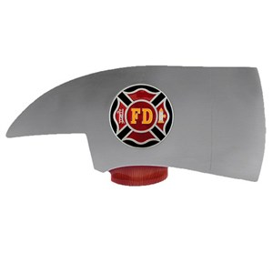 Firefighter Axe Hitch Cover