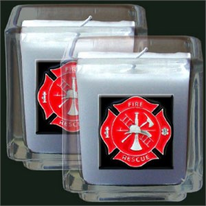 Firefighter Candles