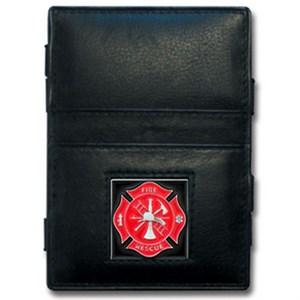 Firefighter Jacob's Ladder Wallet