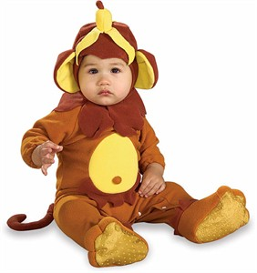 Monkey See, Monkey Do Costume
