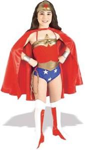 Toddler Wonder Woman Costume - Justice League
