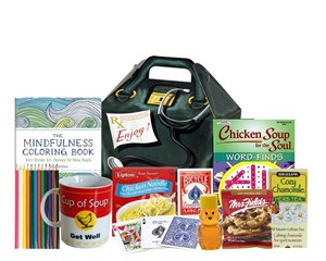 Get Well Gift Of Anti-Stress & Relaxation Care Package