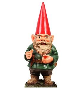 Giant Garden Gnome Cardboard Cutout