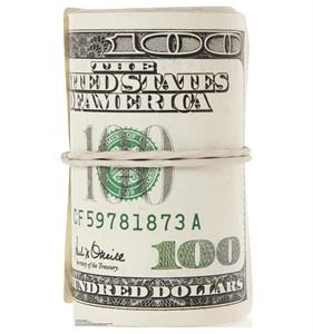 Giant Money Roll Cardboard Cutout