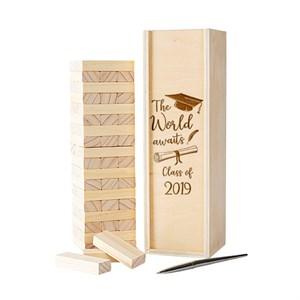 Graduation Building Block Guestbook