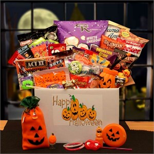 Halloween Sampler Care Package
