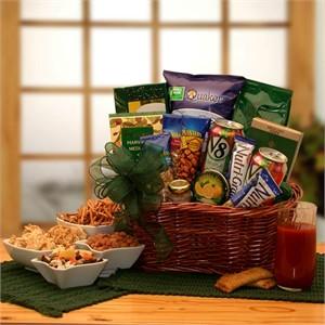 Heart Healthy Low Fat Gourmet Gift Basket
