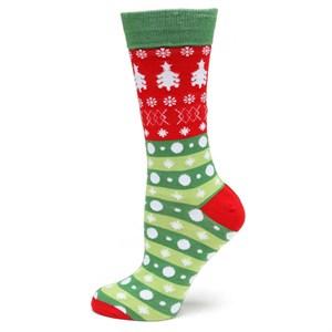 Holiday Tree Socks