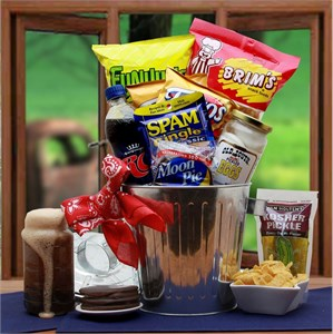 It's A Redneck Thing Snack Gift basket