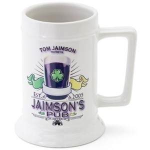 Personalized 16 OZ. Beer Steins