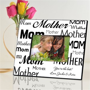 Personalized Mom-Mother Frame