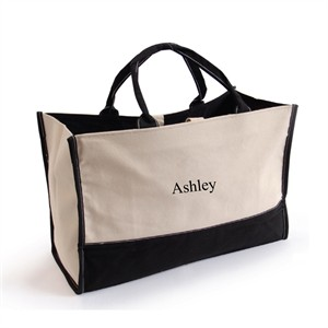 Personalized Metro Tote Bag