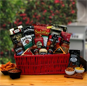 Jim & Jack Grillin' Gift Basket