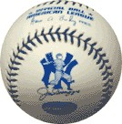 Joe DiMaggio Commemorative Baseball