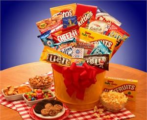 Junk Food Madness Gift Set