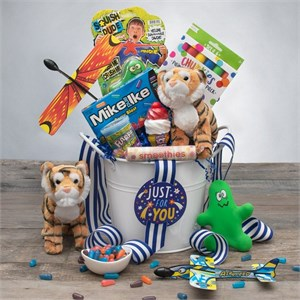 Just For You! Kids Gift Bucket