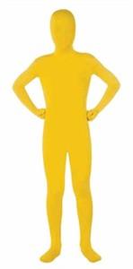 Kids 2nd Skin Yellow Body Suit