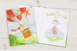 Personalized Kids Easter Book