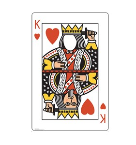 King of Hearts Stand In