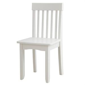 KidKraft Avalon Chair - White