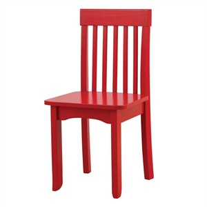 KidKraft Avalon Chair - Red