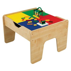 KidKraft 2 in 1 LEGO Compatible Activity Table
