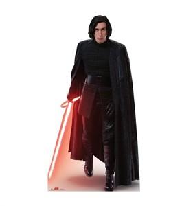 Kylo Ren Action Star Wars VIII The Last Jedi Cardboard Cutout