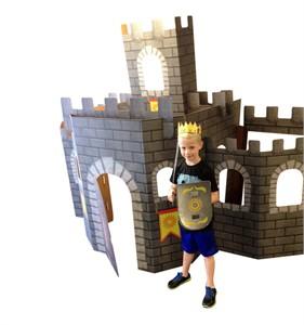 Large 3D Castle Standup Cardboard Cutout