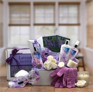 Lavender Sky Spa Gift Box