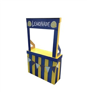 Lemonade Stand Cardboard Cutout