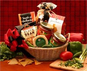 Lets Spice it up Salsa Gift Basket
