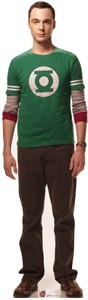 Life Size Big Bang Theory Sheldon Standee