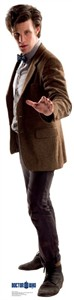 Life Size The Doctor Standee
