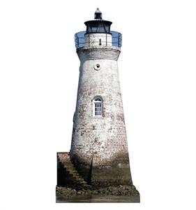 Lighthouse Cardboard Cutout