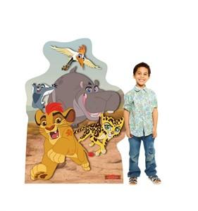 Lion Guard Friends Cardboard Cutout